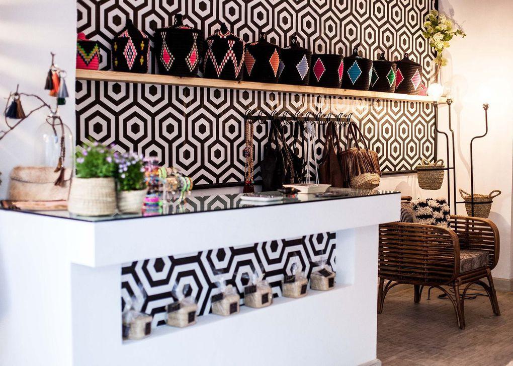 Le concept-store de Marrakech