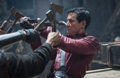 Critiques Séries : Into the Badlands. Saison 1. Episode 2.