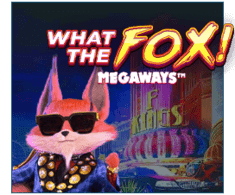 machine a sous mobile What the Fox Megaways logiciel Red Tiger Gaming