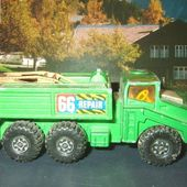 RECOVERY VEHICLE - CAMION DEPANNEUSE MATCHBOX - car-collector.net