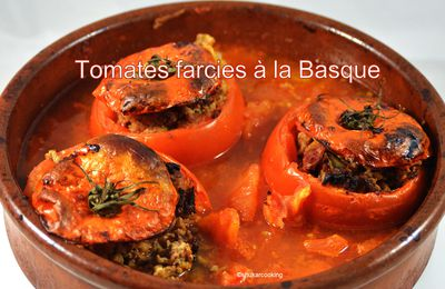 Tomates farcies à la Basque