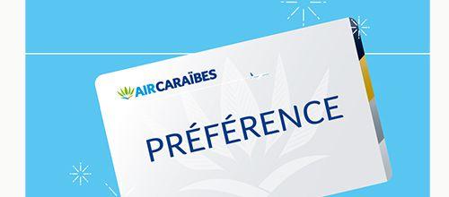 Air Caraïbes lance son grand jeu concours estival sur Préférence