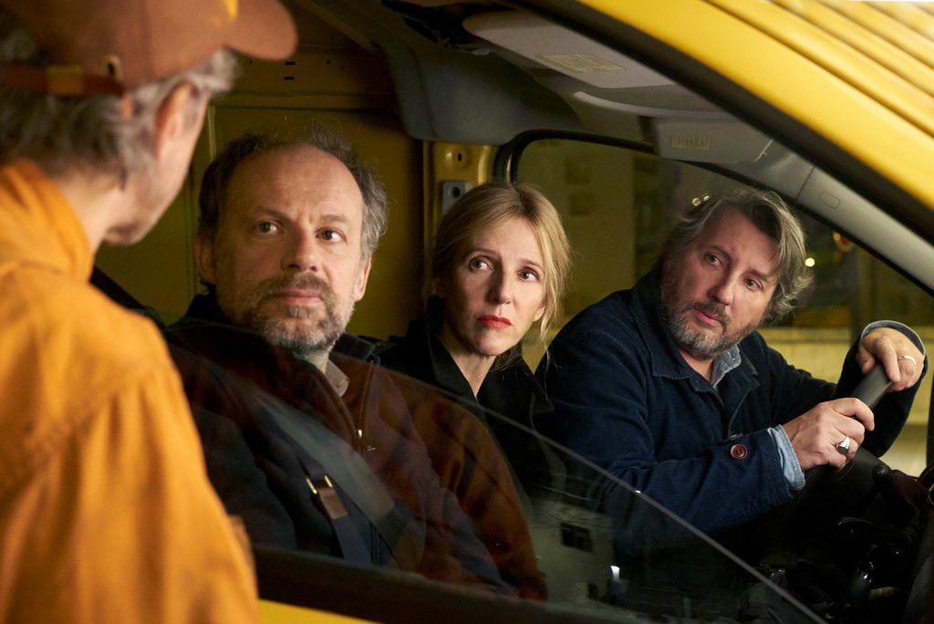 Les 2 Alfred - le nouveau film de Bruno Podalydès au Cinéma le 2 Décembre 2020