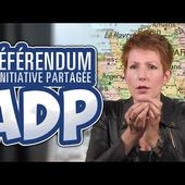 Natacha Polony appelle à signer le référendum d'initiative partagée contre la privatisation d'ADP