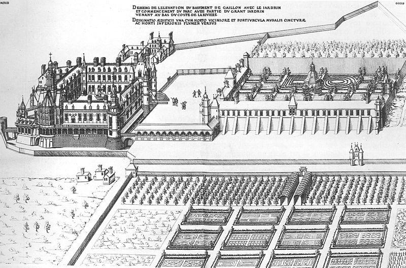Album - Eure-Chateau-Gaillon-Patrimoine