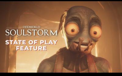 [ACTUALITE] Oddworld: Soulstorm - La date de sortie digitale dans un nouveau trailer
