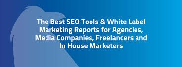 RavenTools White Label SEO Reports and SEO Tools