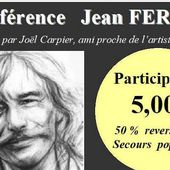 Conférence Jean Ferrat - Carentan le 11 octobre