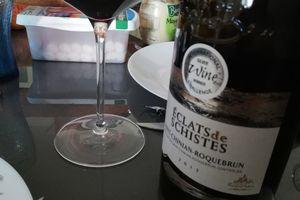 La Cave de Roquebrun présente son Saint-Chinian 2015 Eclats de Schistes