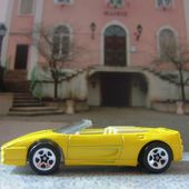 FERRARI 355 SPIDER HOT WHEELS 1/64 - car-collector.net