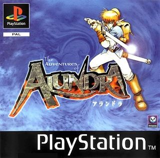 [Retro] The Adventures of Alundra - Playstation