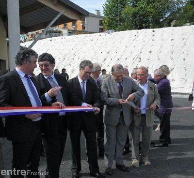 Inauguration de la salle des fêtes & Accession en Promotion pour les footballeurs.