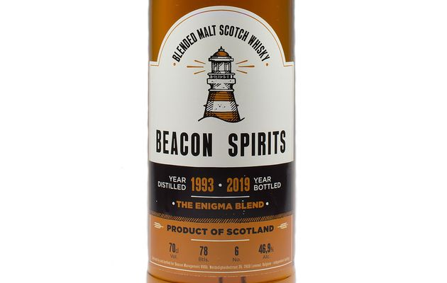 Beacon Spirits - The Enigma Blend
