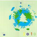 Mme RIVASI Michèle : Députée Européenne d'Europe Ecologie, nous adresse ses meilleurs voeux pour cette année 2010 !!!!!