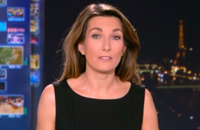 2013 12 28 - 20H00 - ANNE-CLAIRE COUDRAY - TF1 - LE 20H