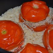 Tomates farcies cookeo style weight watchers |