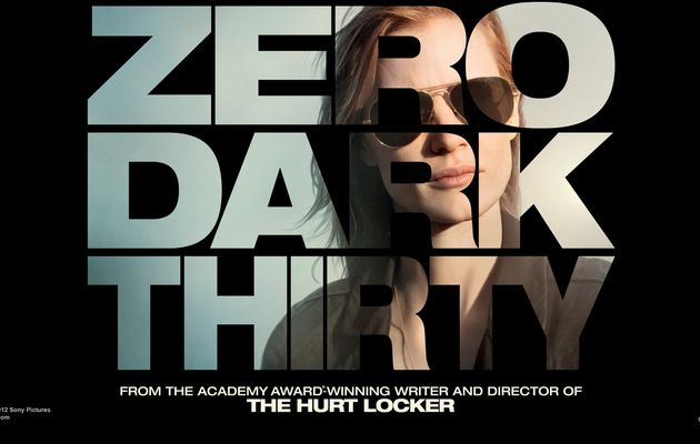 "Le Canard aime ""Zero Dark Thirty"" de Kathryn Bigelow"