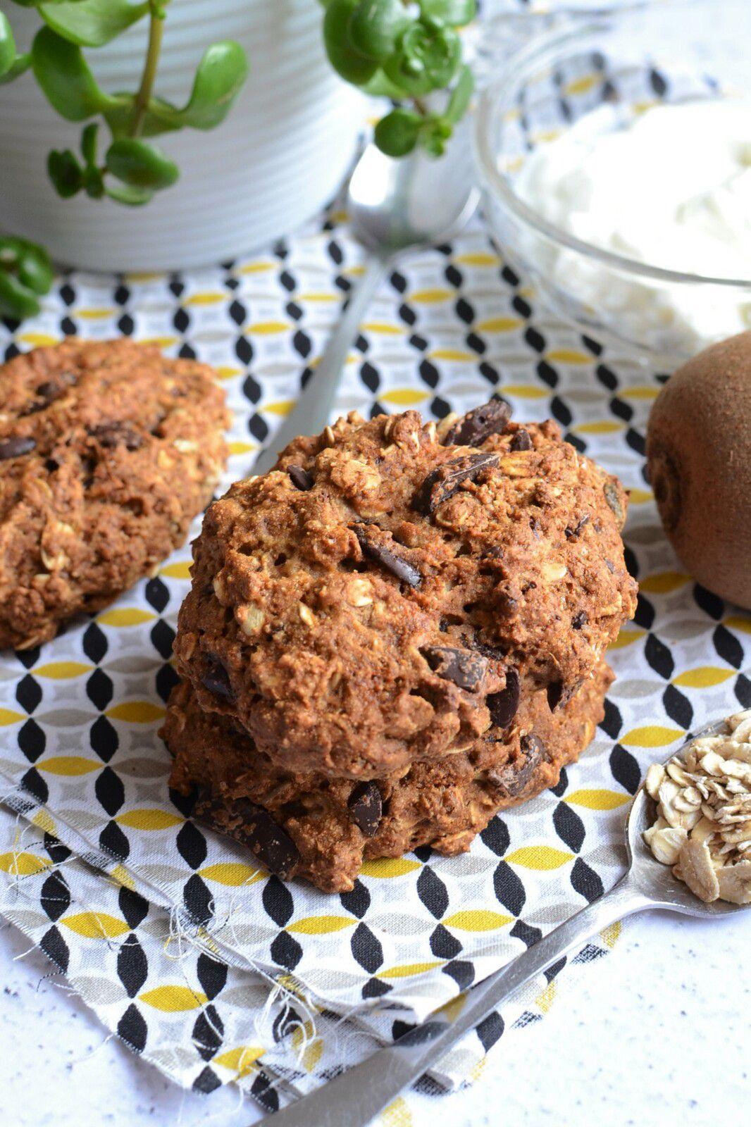 Biscuits sains pour le petit déjeuner ou le gouter