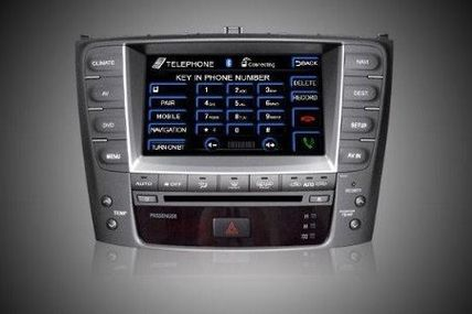 television deals | The cheapestonline Piennoer Original Fit Lexus ES350 6-8 Inch Touchscreen Double-DIN Car DVD Player  &  In Dash Navigation System,Navigator,Built-In Bluetooth,Radio with RDS,Analog TV, AUX & USB, iPhone/iPod Controls,steering wheel control, rear view camera input