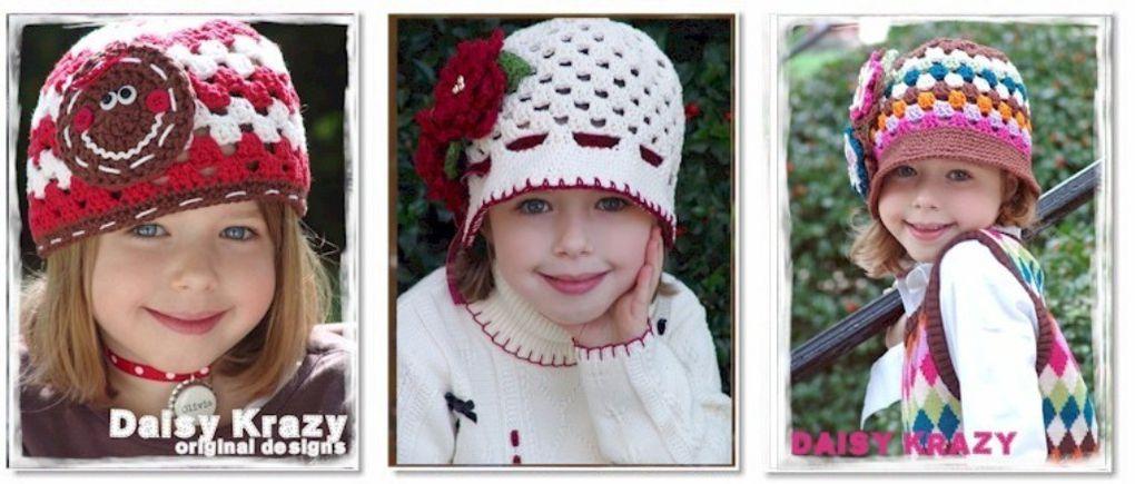 Album - chapeaux-pour-enfants-en-crochet