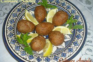 "Kibbeh au fromage Kiri ""Spécialité Ramadan"""