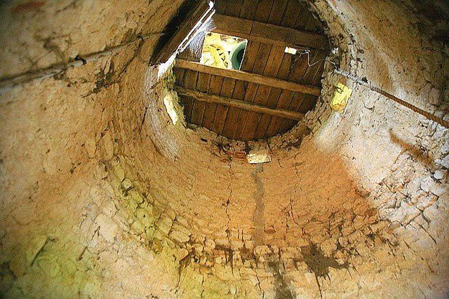 Diaporama église fortifiée d'Houry