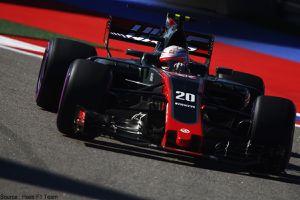 Haas repasse chez Brembo à Barcelone