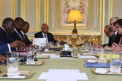 #Sassou by any means necessary...? (#Hollande #USA)
