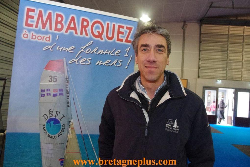 Du 23 mars au 1er avril, se deroulait la Foire Internationale de Rennes 2013