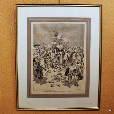 Paul Destez, Alexandre Dumas et son oeuvre