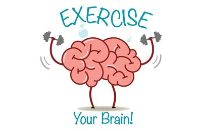 Can exercising improve your brain function?