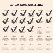 DEFI 30 jours de chansons internationales - Jour 17