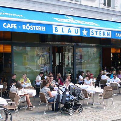BLAUSTERN, Wien (Österreich)