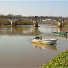 Pont de Saubusse ou Eugénie Desjobert AA