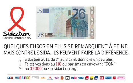 Certains l'aiment show sur France 4 : spécial Sidaction ce vendredi.