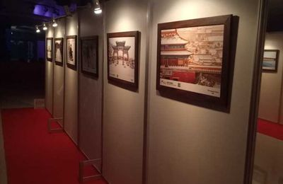Jual Sewa Panel Photo Pameran