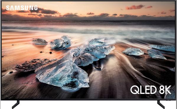 TV QLED 8K Samsung QE85Q900R @ Paris Audio Vidéo Show 2018 - Tests et Bons Plans