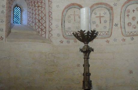 Une petite chapelle romane - 11 Fonters du Razès