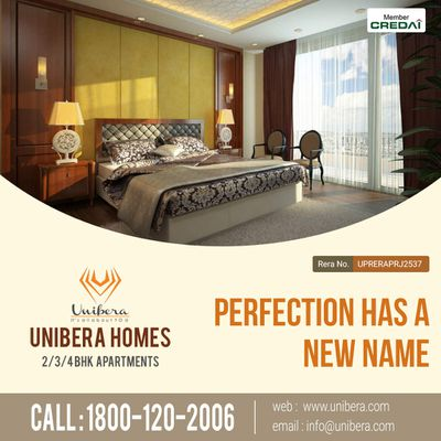 Luxury 2/3 BHK Flats in Noida Extension