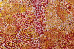 Tempêtes de couleurs... Polly Ngale et l'histoire d'Utopia