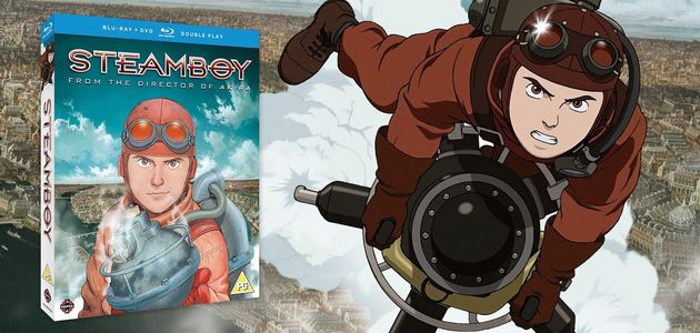 "BACK 2 CLASSICS: ""STEAMBOY"" (2004)"
