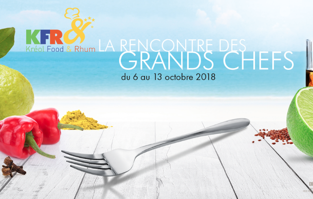 Quand les grands Chefs se rencontrent en Martinique...