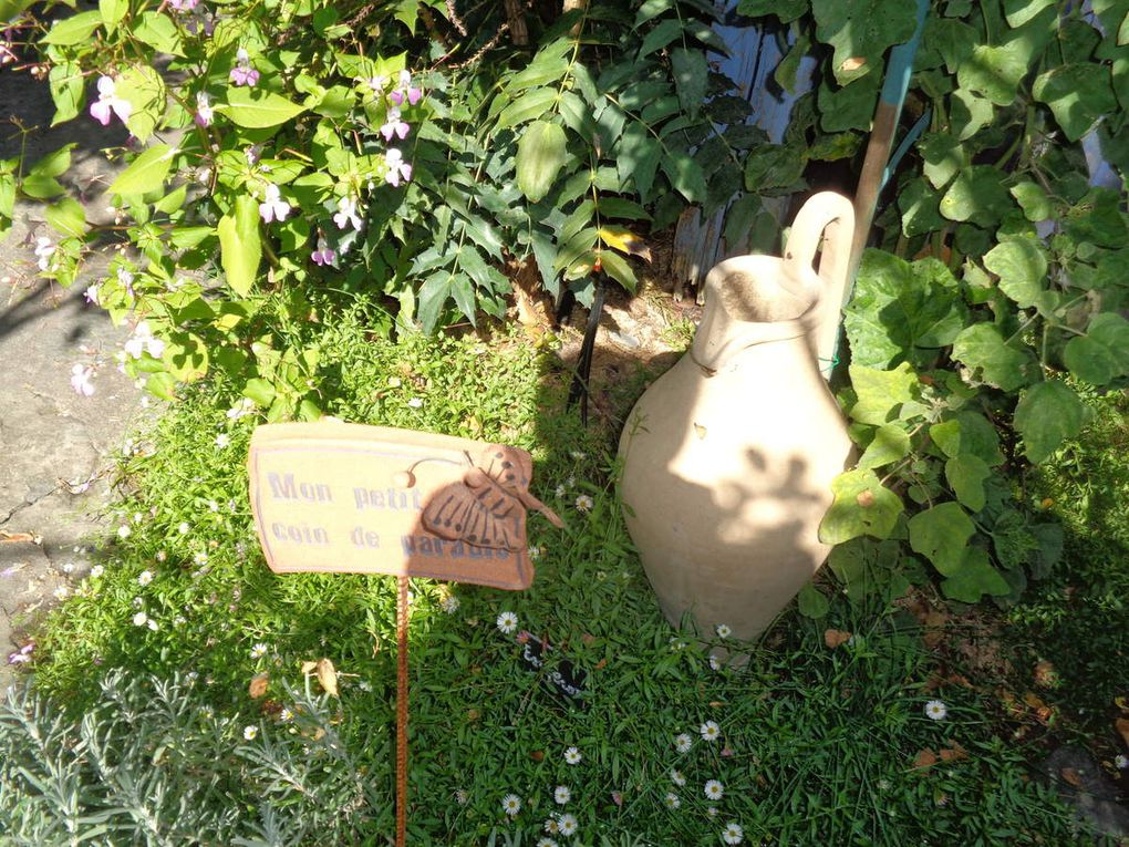 Bientôt le moment pour fumer mon jardin ......