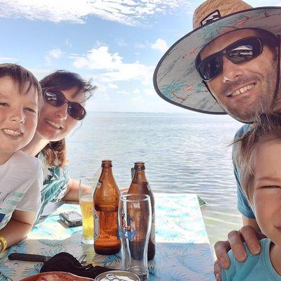 Evasion Tahiti … ou les aventures de Nath, Jacques, Manoa et Keani