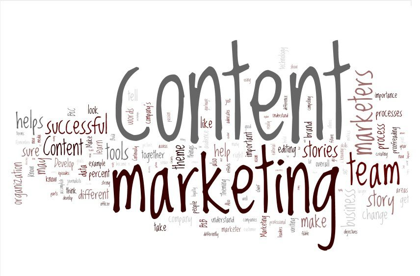 Buzz : Le marché mondial du content marketing en forte progression