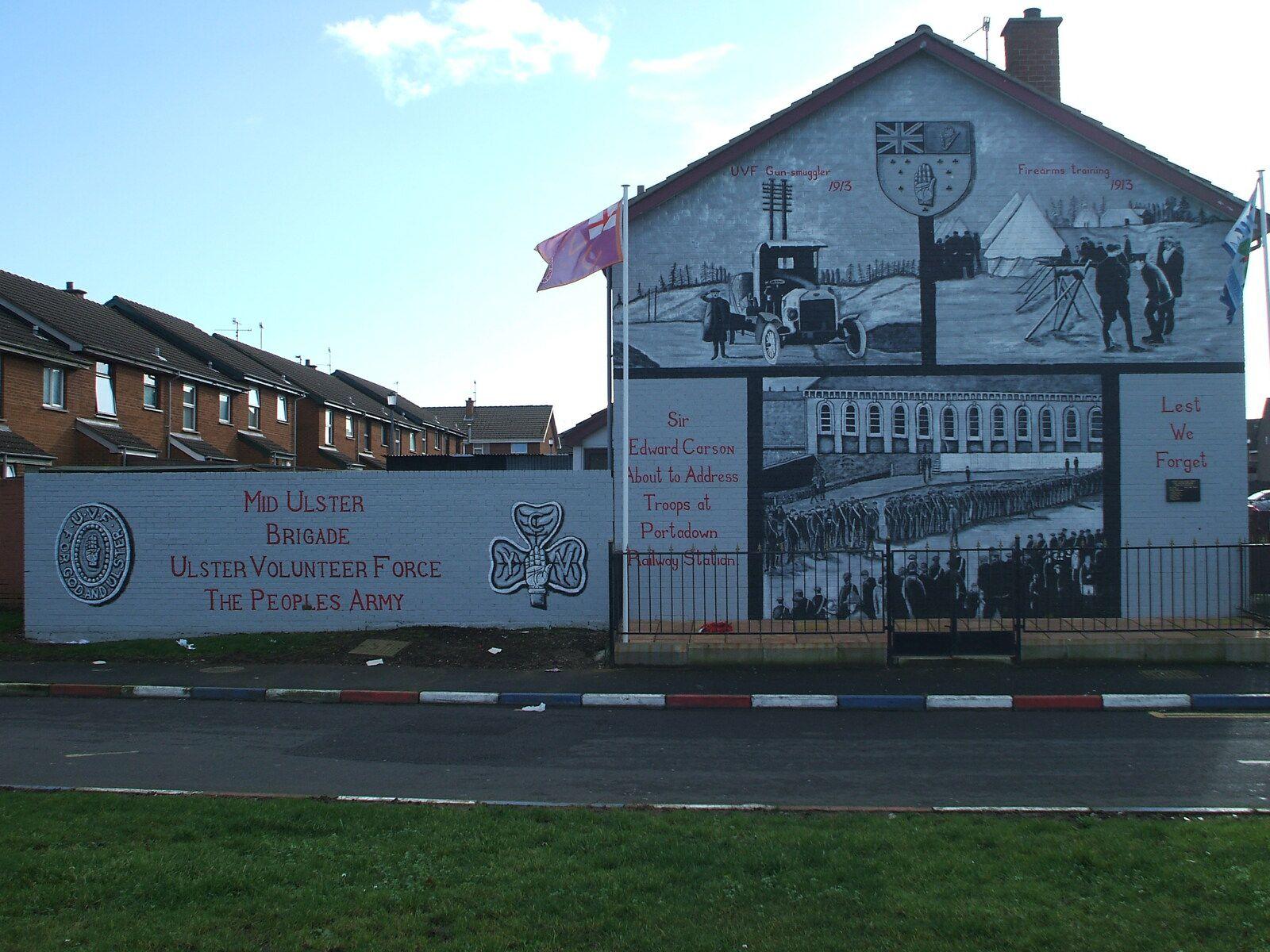 846) Westland Road, Portadown Loyalist