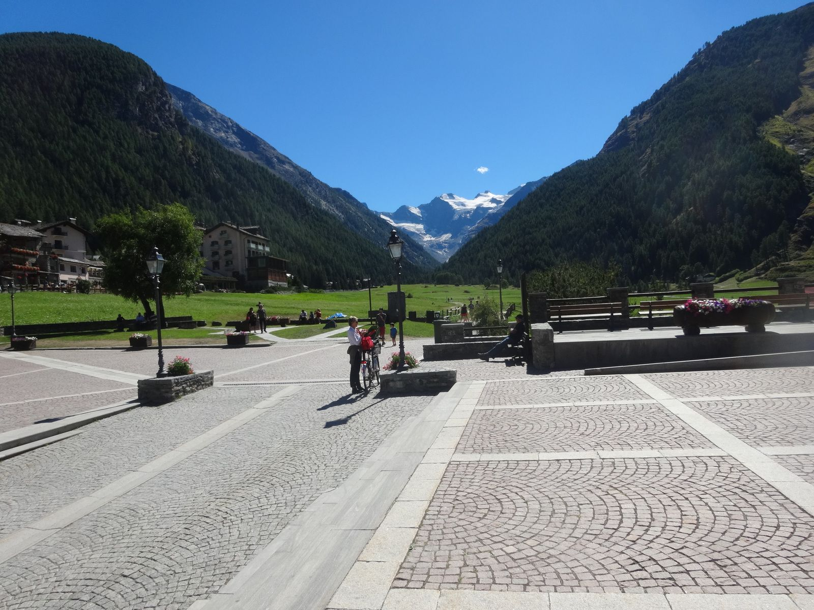 Cogne en Val de Cogne - Val d'Aoste