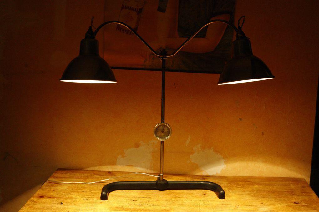 C'est lorsqu'elles sont éclairées que les lampes révèlent toute leur personnalité et leur originalité.