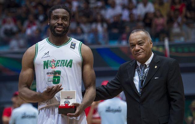 Afrobasket masculin 2017 : le Nigérian Ike Diogu élu MVP du tournoi