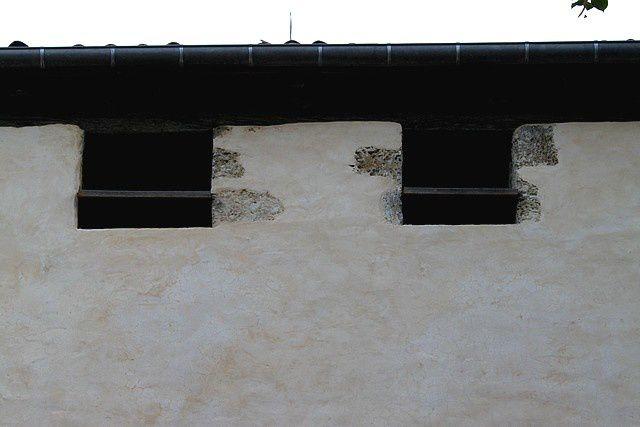 Diaporama église fortifiée de Saint Avit